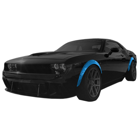 Dodge Challenger Fender Flares Set