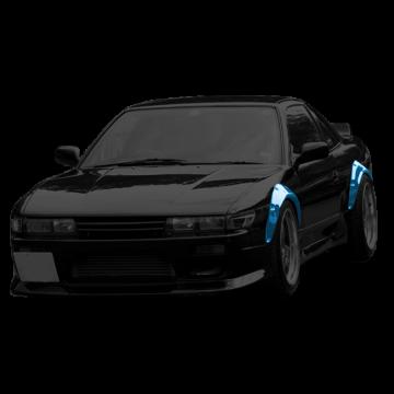 Nissan Silvia Fender Flares...