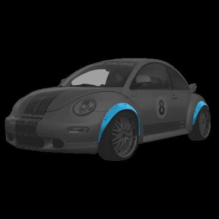 Volkswagen New Beetle Fender Flares Set