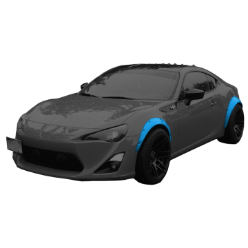 Scion FR-S Fender Flares Set
