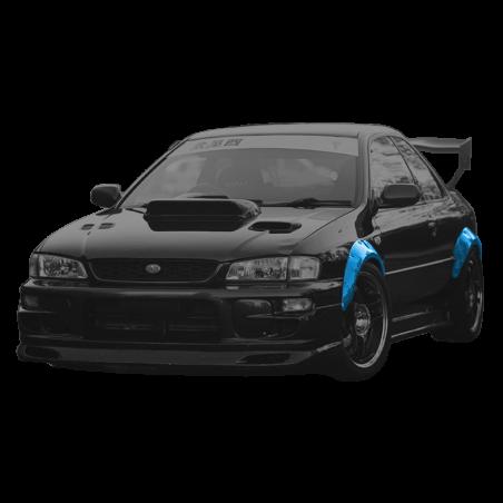 Subaru Impreza GC8 Fender Flares Set