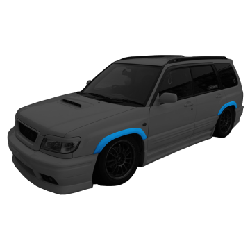 Subaru Forester SF Fender...