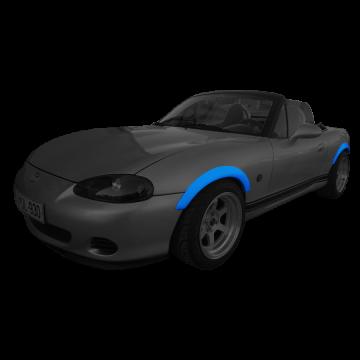 Mazda Miata MX-5 Fender Flares