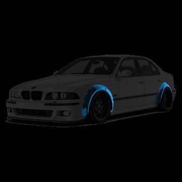 BMW E39 Fender Flares Set