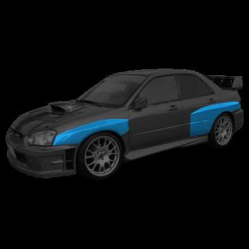 Subaru Impreza WRX Wide...