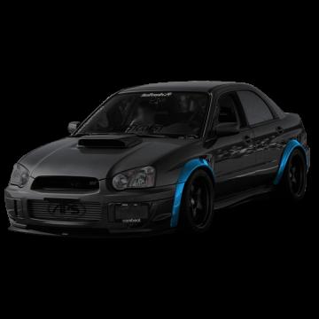 Subaru Impreza Blobeye Wide...