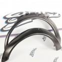 Universal Fender Flares Set 70 mm / 2.8 Inch