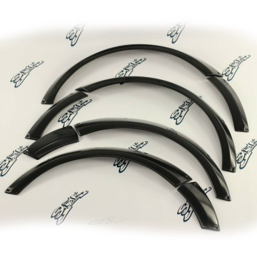Universal Fender Flares Kit 90 mm / 3.5 Inch