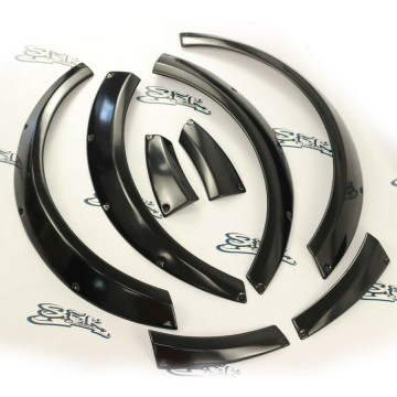 Universal Fender Flares Set 60 mm / 2.4 Inch