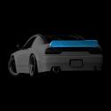Universal Rear Bumper Diffuser / Splitter.