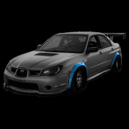 Subaru Impreza Hawkeye Wide Body Kit
