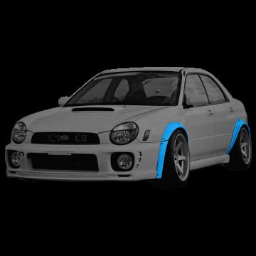 Subaru Impreza Bugeye Wide...