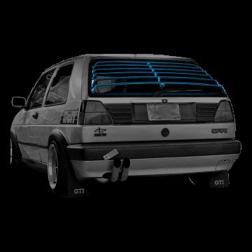 Volkswagen Golf MK2 Rear...