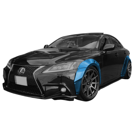 Lexus IS 250 / IS 350 Wide Body Kit