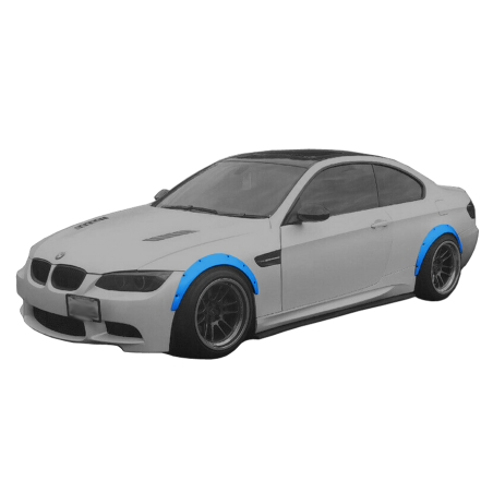 BMW E92 Fender Flares Set