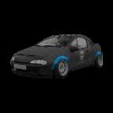 Subaru impreza karlton style fender flares