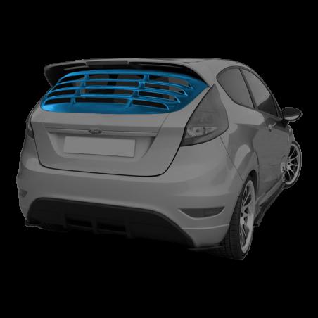 Ford Fiesta Rear Window Louver