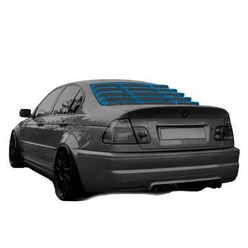 BMW E46 M Rear Window Louver